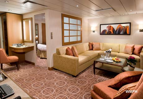 Celebrity Reflection Cabin 1126 Category Cs Celebrity Suite 1126 On Icruise Com
