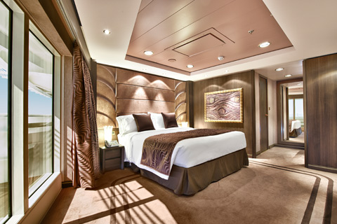Msc Divina Cabin 12002 Category Yc2 Msc Yacht Club