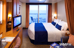 Brilliance of the Seas - Category D1 - Cabin # 9550