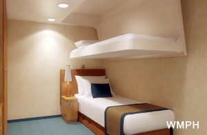 Carnival Sunshine - Category 1A - Cabin # 2335