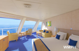 Carnival Sunshine - Category 6K - Cabin # 9111