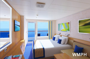 Carnival Sunshine - Category 8A - Cabin # 6336