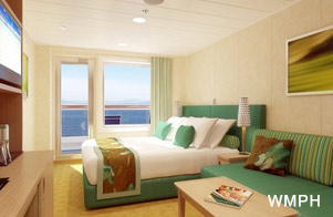 Carnival Sunshine - Category 8S - Cabin # 10122