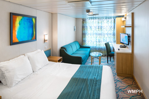 Enchantment Of The Seas Cabin 8602 Category Pv Preferred Ocean View Stateroom 8602 On