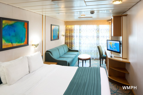 Grandeur of the seas cabin 7564 category 2b spacious for Rhapsody of the seas cabins deck 2