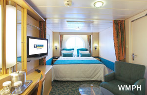 Grandeur of the Seas - Category FF - Cabin # 8000