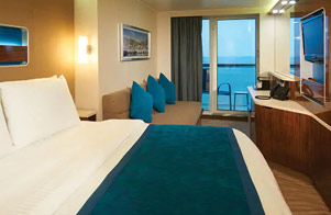 Norwegian Getaway - Category B1 - Cabin # 12910