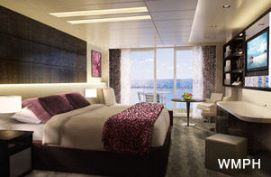 Norwegian Getaway - Category H5 - Cabin # 16130