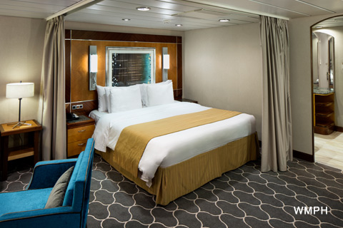 Majesty Of The Seas Cabin 1510 Category Os Owner S Suite 1 Bedroom 1510 On Icruise Com