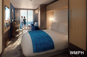 Quantum of the Seas - Category SB - Cabin # 7250