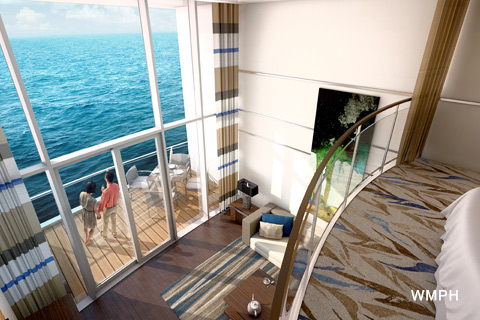 Anthem of the seas cabin 8720 category ol owner 39 s loft for Anthem of the seas inside cabins