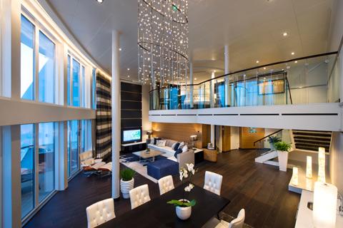 Anthem Of The Seas Cabin 8320 Category Rl Royal Loft