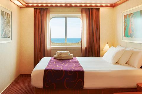 Costa Diadema Cabin 10005 Category Ec Classic Outside Stateroom 10005 On Icruise Com