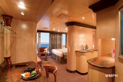 Costa Diadema Cabin 7131 Category S Suite With Balcony