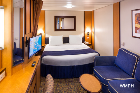 Radiance Of The Seas Cabin 9519 Category 4v Interior Stateroom 9519 On Icruise Com