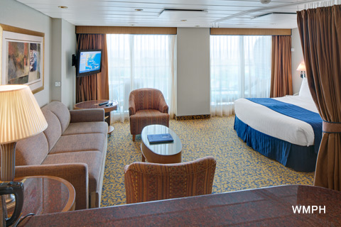 Radiance Of The Seas Cabin 1536 Category Gs Grand Suite 1 Bedroom 1536 On Icruise Com