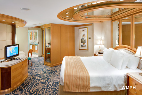 Rhapsody Of The Seas Cabin 8500 Category Rs Royal