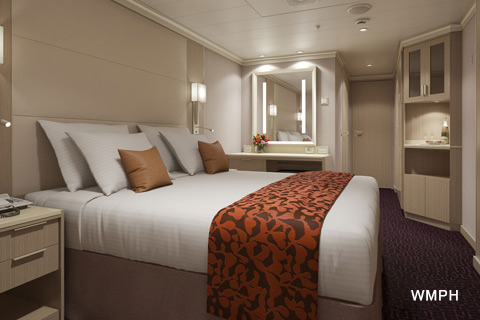 Koningsdam Cabin Iq10042 Category Iq Interior Spa