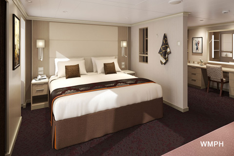 Koningsdam Cabin Ss7112 Category Ss Signature Suite