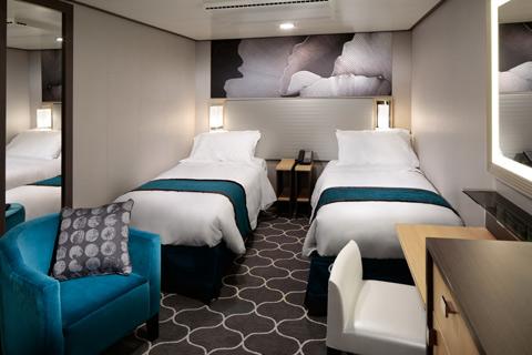 Harmony Of The Seas Cabin 6191 Category 2v Interior