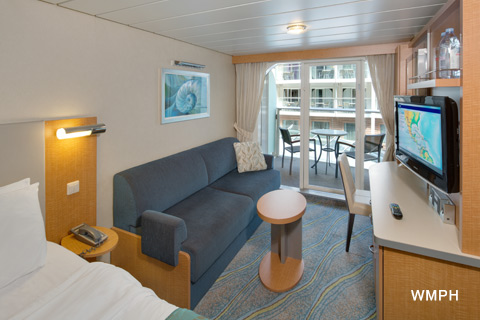 Harmony Of The Seas Cabin 14229 Category C2 Central