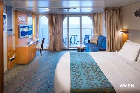 Harmony of the seas cabin 11170 category fb family for View from balcony quotes
