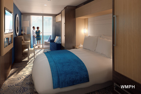 Ovation of the seas cabin 6186 category do deluxe for View from balcony quotes