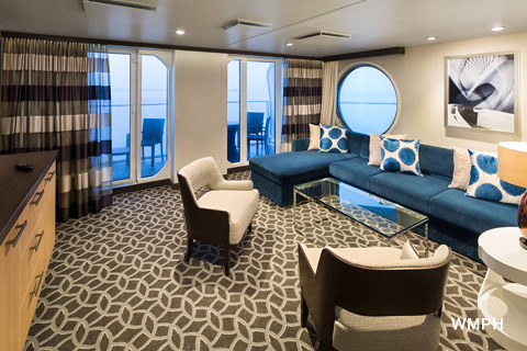 Ovation Of The Seas Cabin 10234 Category Gt Grand Suite 2 Bedroom 10234 On