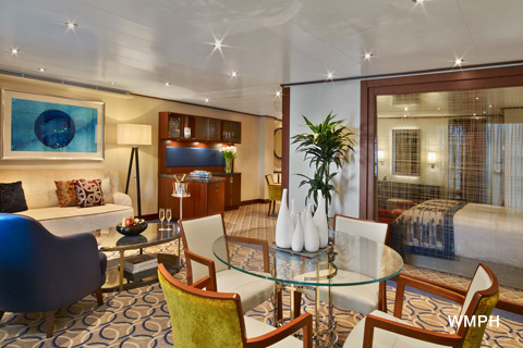 Seabourn Encore Cabin 742 Category Ow Owner S Suite