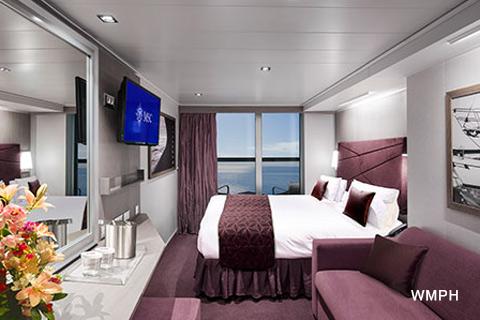 MSC Seaside Cabin 9040 - Category B3 - Aurea Balcony ...