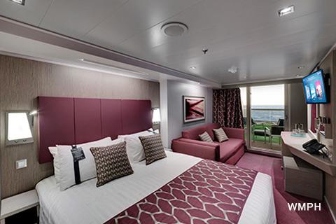 Msc Seaview Cabin 10221 Category S2 Fantastica Suite
