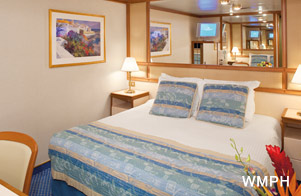 Golden Princess - Category IE - Cabin # B233