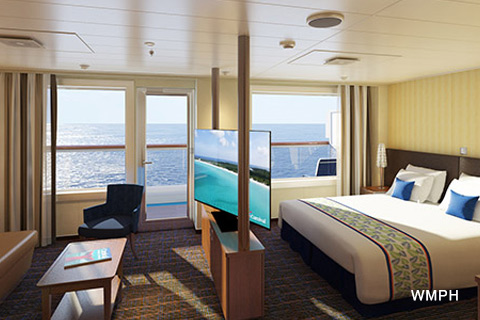 Carnival Horizon Cabin 7407 Category Gs Grand Suite 7407 On Icruise Com