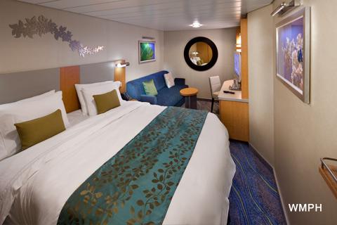 Image result for symphony of the seas inside cabin 6v