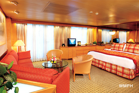 Maasdam Cabin Sb004 Category Sb Neptune Suite Sb004 On