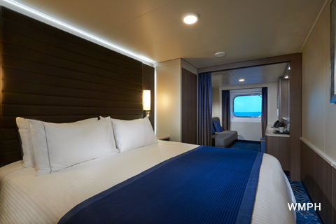 Last Minute Cruises >> Norwegian Joy Cabin 9700 - Category O1 - Family Oceanview Stateroom with Large Picture Window ...