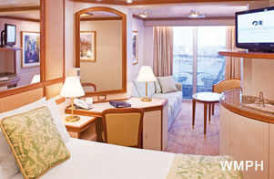 Grand Princess - Category ME - Cabin # D222