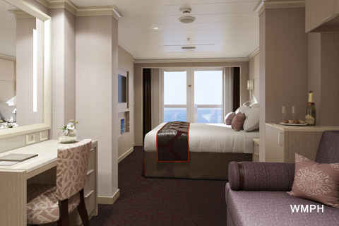 Nieuw Statendam Cabin As7191 Category As Vista Suite