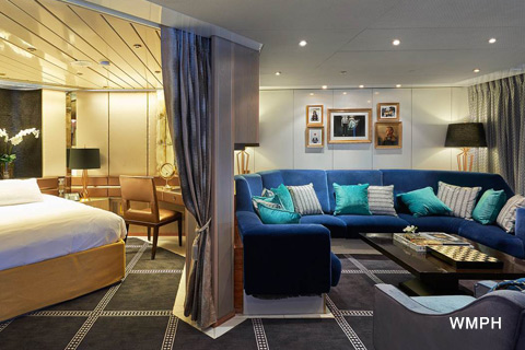 Pacific Eden Cabin 10003 Category Ps Penthouse Suite 10003 On Icruise Com