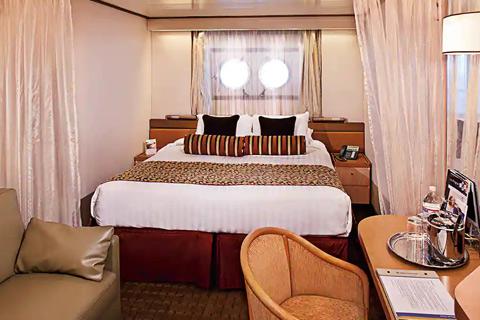 Zaandam Cabin G2501 Category G Large Oceanview