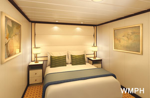 Regal Princess - Category IA - Cabin # D423