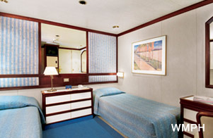 Sun Princess - Category IC - Cabin # P329