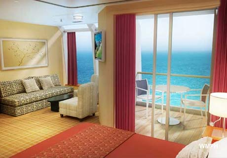 Norwegian Star Cabin 12512 Category Sg Penthouse Suite With Balcony 12512 On Icruise Com