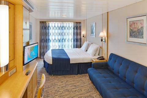 Výsledek obrázku pro Voyage of the sea cabin interior