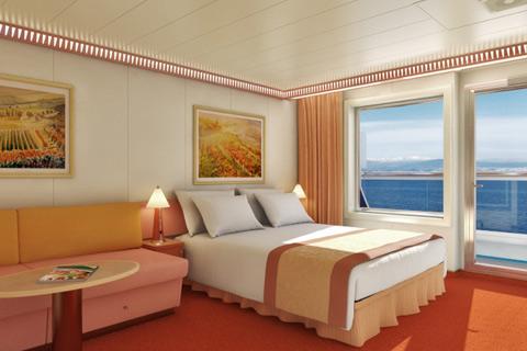 Carnival Conquest Cabin 8449 Category 9b Premium