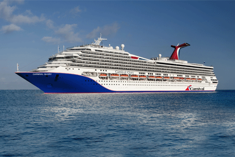 7 Night Eastern Caribbean Cruise On Carnival Glory From Miami Sailing Decembe