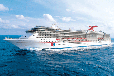 7 Night Mexican Riviera From Long Beach Los Angeles Cruise On Carnival Miracle From Long Beach