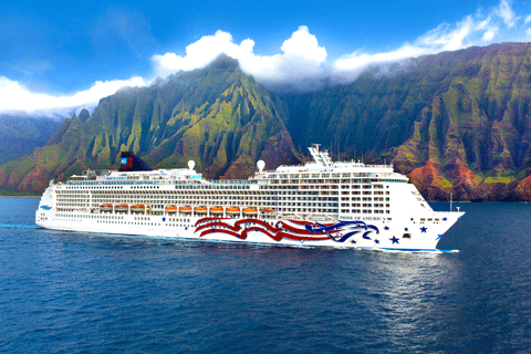 Night Hawaii Cruise On Pride Of America From Honolulu Sailing - The pride of america cruise ship