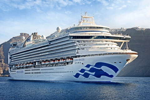 Night Western Caribbean Getaway Cruise On Crown Princess From - Cruises from fort lauderdale