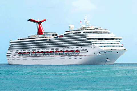 Cruises From Galveston >> 7 Night Western Caribbean From Galveston Cruise On Carnival Freedom